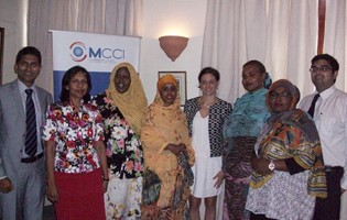 MCCI receives the visit of a Djiboutian delegation