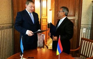 Memorandum of Understanding signed between the MCCI and the Chamber of Commerce and Industry of Estonia