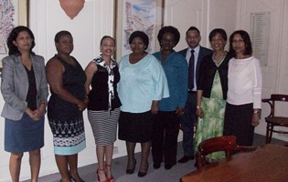 MCCI receives the visit of diplomatic trainees from Pretoria
