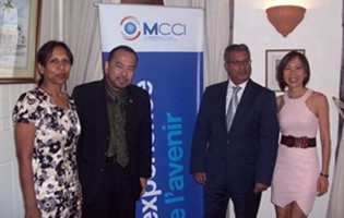 Courtesy visit of the Ambassador of the Republic of Philippines to the MCCI