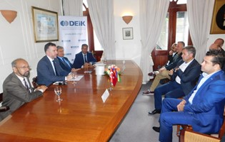 Business cooperation between Mauritius and Turkey strengthened