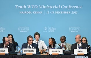 The WTO Nairobi Package