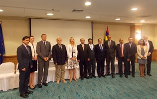 4th Political Dialogue: EU and Mauritius reaffirmed their strong economic and cultural ties
