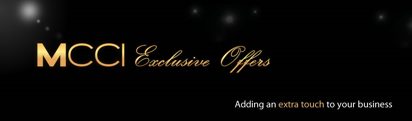 MCCI Exclusive Offers