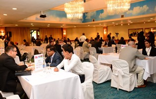 Mauritius-Turkey Business Meet: the unfolding of productive B2B meetings