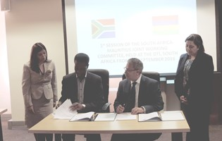 Mauritius-South Africa: Business Cooperation to reach new heights