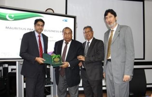 Mauritius-Pakistan Business Meet: New business opportunities to be explored