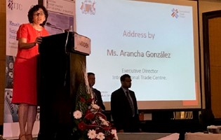 Launching of the National Export Strategy for Mauritius