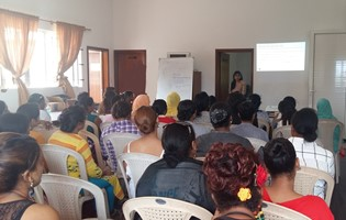 GS1® Mauritius participated in a half-day workshop on Agro-Processing organised by NWEC