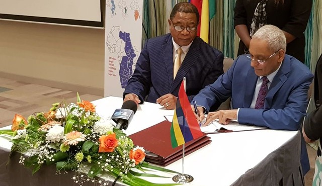 Mauritius becomes the 21st country to sign the Tripartite Free Trade Agreement