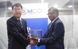 MoU Signing between MCCI-CCPIT: Consolidating economic cooperation between the two countries