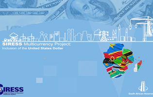 SIRESS: Implementation of a Multi-Currency Project, with the inclusion of the USD expected by August 2018