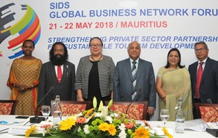 SIDS Business Network Private Sector Partnership Forum 2018