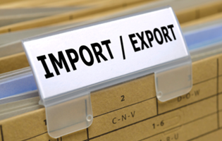 External Trade Statistics: Decrease in Exports