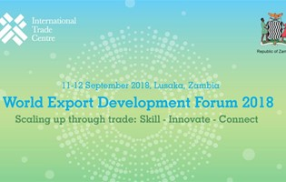 MCCI to participate in the World Export Development Forum (WEDF), Zambia