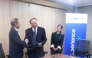 MCCI signs Agreement of Cooperation with All-China Federation of Industry and Commerce
