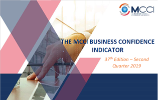 Increase of 1.9 points in the Business Confidence Indicator in the second quarter of 2019