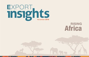 Second Edition of Export Insights focuses on Africa
