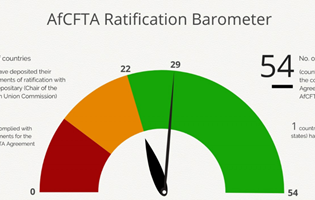 AfCFTA: 29 Signatories Countries deposited their instruments of ratification