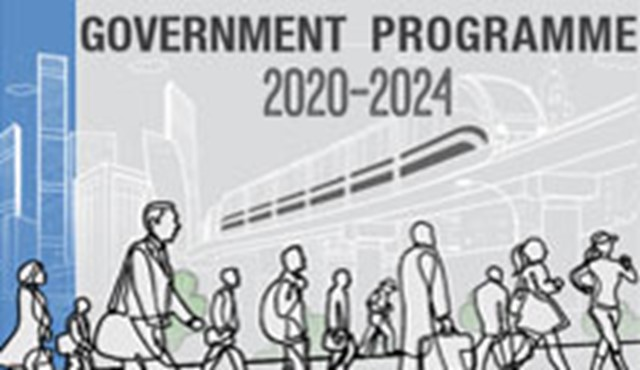 Government Programme 2020 -2024