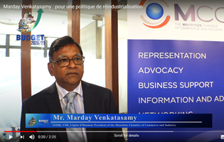 MCCI for the re-industrialisation policy: watch the video of MCCI President