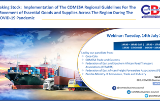 Taking Stock: Implementation of The COMESA Regional Guidelines for The Movement of Essential Goods and Supplies Across The Region During The COVID-19 Pandemic