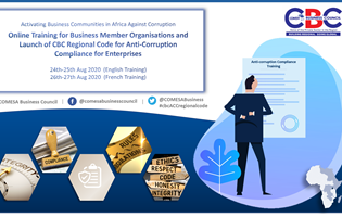 Online Training: Activating Business Communities in Africa Against Corruption