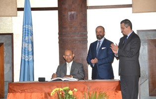 Mauritius signs the United Nations Convention on Transparency in Treaty-based Investor-State Arbitration