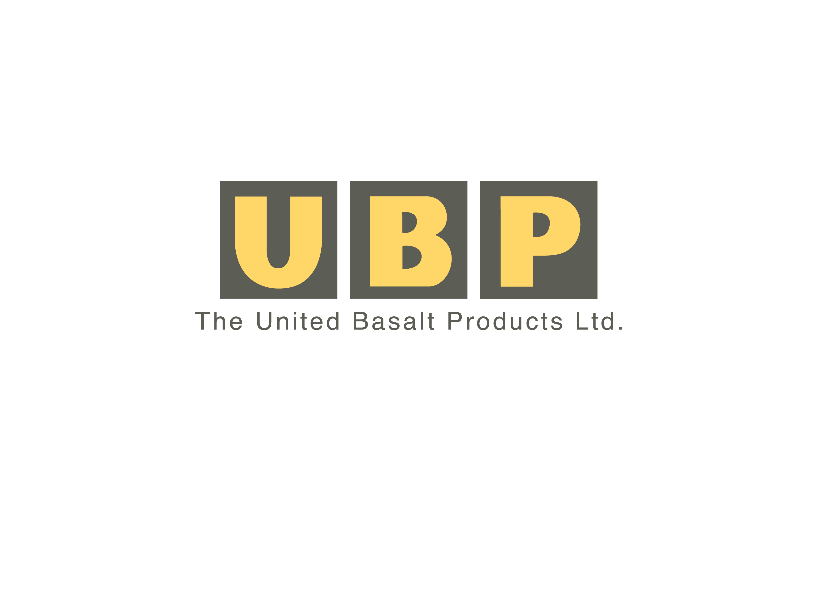 The United Basalt Products Co. Ltd.